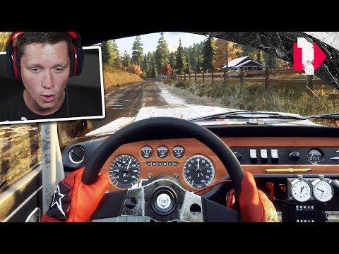 Dirt Rally 2.0 - Part 1 - Offroad Racing Simulator!