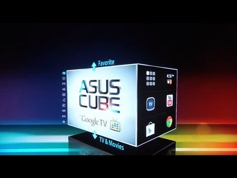 Aussie Release Date (Of Sorts) For ASUS' Google TV-Playing 'Cube'