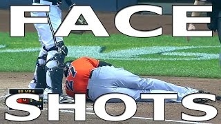 MLB: Face Shots