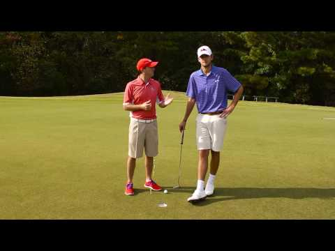 Ole Miss Men's Golf: Rebel Golf Tips - Ten Tee Drill