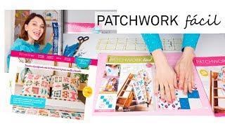 Aprende Con Patchwork Fácil I Review + Tutorial Bloque