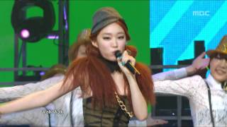 Mighty Mouth - Tok Tok (feat. Soya), 마이티 마우스 - 톡톡 (feat. 소야), Music Core 201101