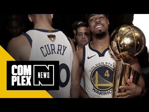 This Is How the Warriors Won the 2018 NBA Championship