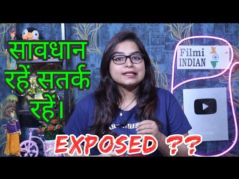 Filmi Indian Exposed? | Filmi Indian Fake Movie Reviewer | Deeksha Sharma Exposed ? | Filmi Indian |