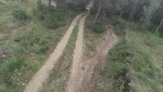 Vuelo FPV casa rural !!