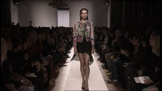 Barbara Bui - Collection Femme Printemps Eté 2013 à Paris (ITW)