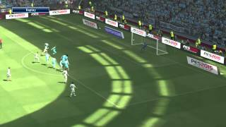 preview picture of video 'PES 2015 Cristiano Ronaldo Free Kick'