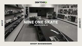 Shop Showdown Round 4 | Nine One Skate (Arrow, Oklahoma) | TransWorld SKATEboarding