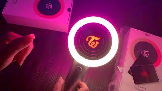 Unboxing] TWICE [ CANDY BONG Z] OFFICIAL LIGHTSTICK Ver 2 +