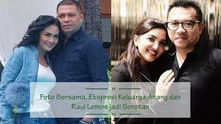 Keluarga Anang-Ashanty dan Krisdayanti-Raul Lemos Foto Bersama, Ekspresi Mereka jadi Sorotan
