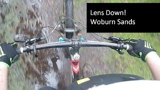 preview picture of video 'Woburn Sands - Lens down! (Helmet & Seatpost POV)'