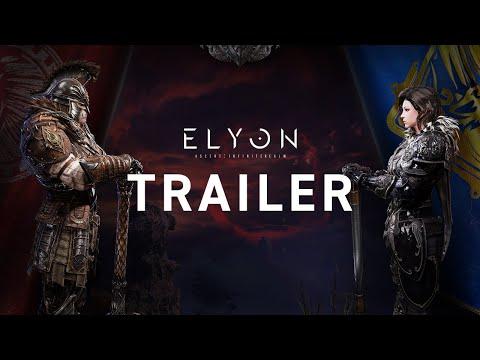 Media Showcase Trailer de Elyon