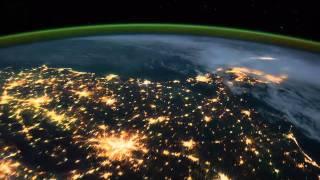 Earth | Time Lapse View from Space, Fly Over | NASA, ISS BYE