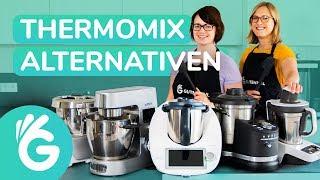 Thermomix Alternative – 4 Küchenmaschinen im Test