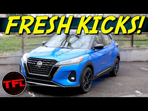 The 2021 Nissan Kicks Packs A Ton Of Value And A New Face, But Is It Enough?