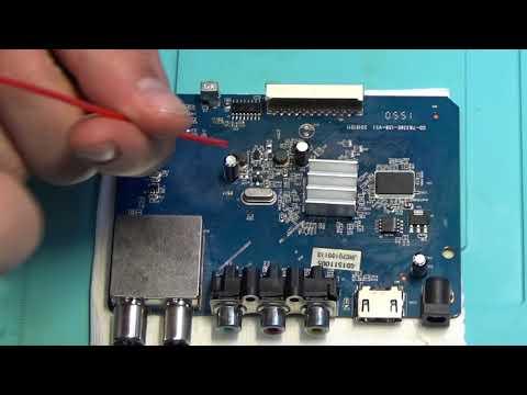 Цифровой телевизионный ресивер TEL-ANT 138-T2 не включается