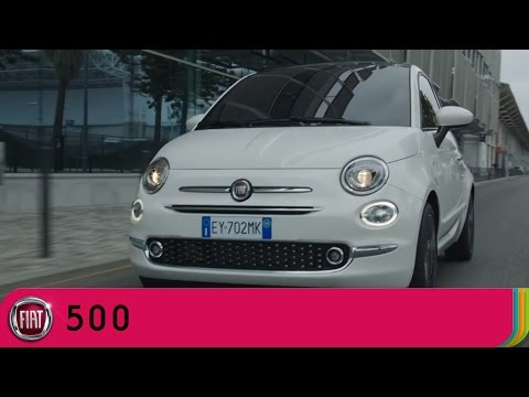 New Fiat 500 with 7