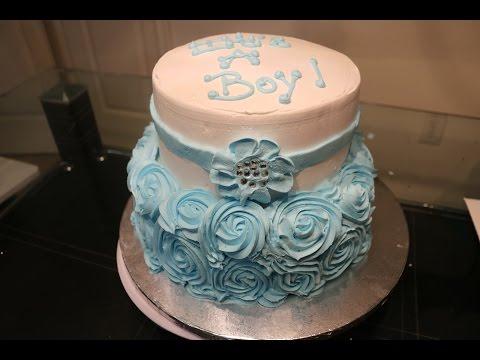 DECORATE A CAKE IN 15 MINUTES!!!