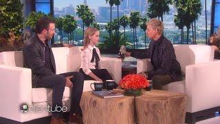 Chris Evans Amp Mckenna Grace On The Ellen Show