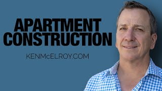 Apartment Construction   Building new multifamily units from the ground up as an investing strategy