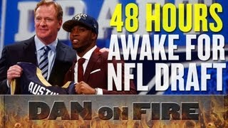 Staying Awake for All 48 Hours of the 2013 NFL Draft thumbnail