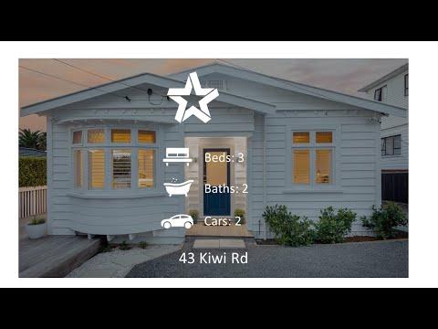 43 Kiwi Road, Pt Chevalier