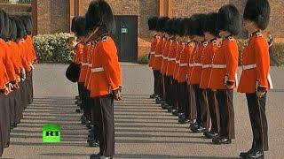 В Великобритании будут охранять королевский караул из-за угрозы терактов