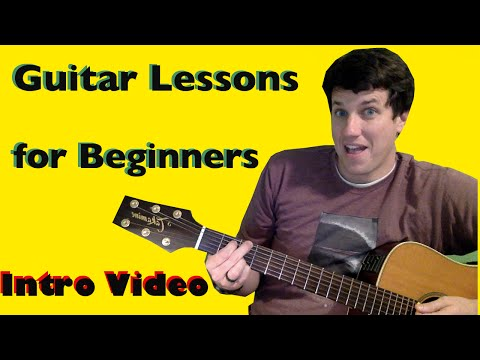 Guitar Lessons for Beginners: Introduction to the Guitar Lessons for Beginners YouTube Channel