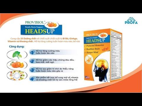 Trải nghiệm Provibiol Headsup