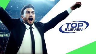 Picture of a game: Top Eleven Football Manager