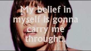 IN THIS SONG (Album Version) Lyrics - CHARICE