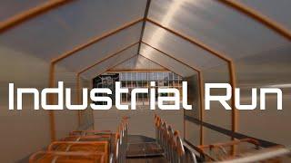 Industrial Run ⚡????⚡ | FPV Freestyle