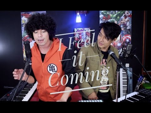 The Weeknd - I Feel It Coming ft. Daft Punk [Cover]  / Juanes Jaramillo Ft Jack Vargas