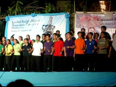 Magpasalamat sa Kanya by the ICONS Grand Choir 2011-2012