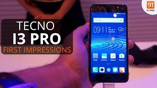 Tecno i3 Pro