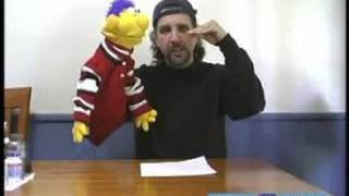 Hand Puppets & Puppet Shows : How to Use a Moving Mouth Puppet: Mastering the Art of Puppet Theater