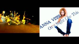 Anna Vissi - On A Night Like This (RaRCS, by DcsabaS, 2000)