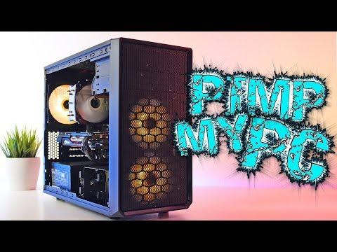 Pimp My PC - PC OPTISCH geiler machen für 50 Euro!