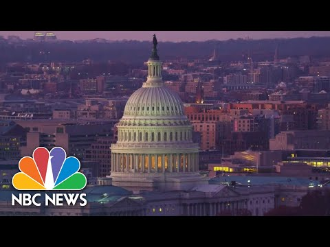 How A Divided Senate Could Hold Up Democrats' Agenda | NBC News NOW