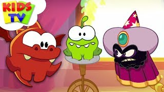 Om Nom Stories: A Tangled Story   Cut the Rope: Magic    Season 4 Episode 4   Cartoon For Kids