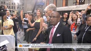 120914   Psy (싸이)   Gangnam Style (강남스타일) [Both Performances] @ Today Show [HD 3D]