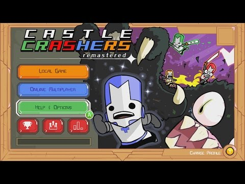 Castle Crashers Remastered Announcement Trailer thumbnail