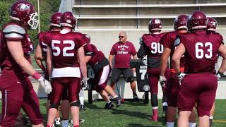 McMaster Marauders Football