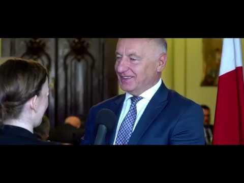 Wywiad ze Starostą Nowosądeckim Markiem Kwiatkowskim