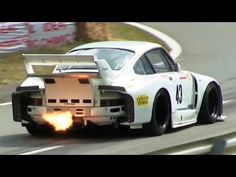 750Hp Porsche 935 K3 Turbo || Le Mans Classic Monster - St. Ursanne 2018