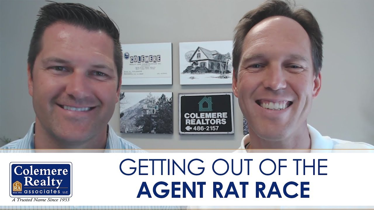 What's the Surest Way to Get Out of the Agent Rat Race?
