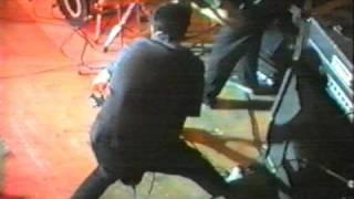 Fugazi 09 - Provisional - Live in Warsaw, Karuzela, 10 05 1990