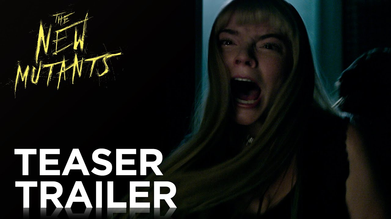 The New Mutants Teaser Trailer