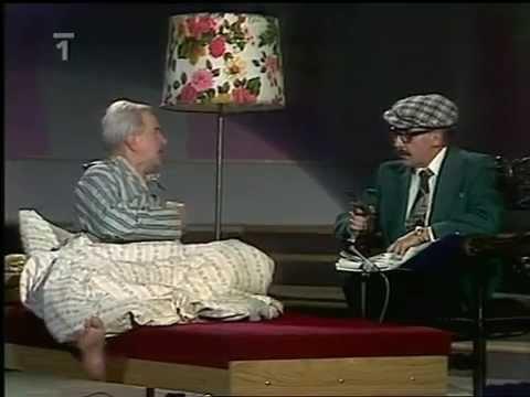 Miloš Kopecký a Josef Beyvl - Půlnoční zkouška (1976)