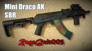 Mini Draco AK SBR  RageQuit003
